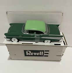 125 Revell And03957 Chevy Bel Air Ht Promo Model 85-0906 Green