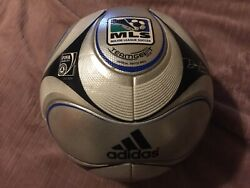 🔥rare🔥 Adidas Mls 2008 Teamgeist 2 Soccer Official Match Ball Size 5 Authentic