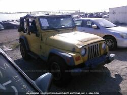 Rear Axle Spicer 44 Lhd 3.73 Ratio Rear Drum Brakes Fits 03-06 Wrangler 1831750