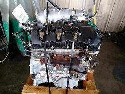 Engine 3.5l With Turbo Vin T 8th Digit Fits 13-19 Explorer 2531527