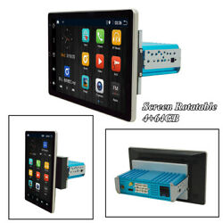 10.1and039and039 Hd Car Stereo Radio Gps Navigation Multi-media Player Bt Wifi Mirror Link
