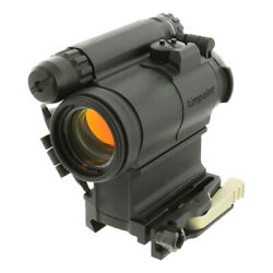 Aimpoint Compm5 Red Dot Reflex Sight 39mm Spacer Lrp Mount 2 Moa 200386 | New