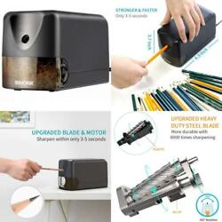 Industrial Heavy-duty Electric Pencil Sharpener For Classroom School Art And Pro
