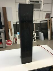 Signal-tech Open/closed Led Sign