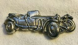 9 Oz Classic Car Hand Poured 999 Silver Made In Usa By Pirate Booty Bullion