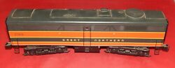 Lionel, O Scale, 6-38194 Fb Great Northern Non Powered B-unit Diesel W/box