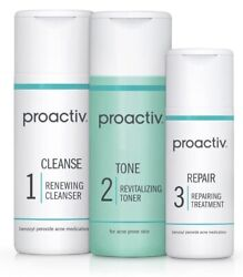Solution 3-step Acne Treatment System - 30 Day Starter Pack