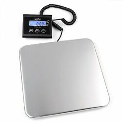 New 330 Lb Digital Shipping Scale Weighmax