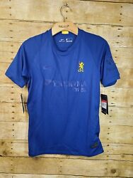 Nwt Nike Chelsea Soccer Club Jersey Youth Unisex Large New Dri-fit Premiere B3