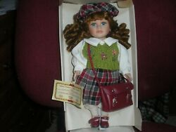 Collectors Choice Porcelain Collector Doll.