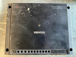 Kenwood Excelon Xr400-4 Reference Fit 4 Channel Amplifier