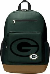 Northwest Company Nfl Green Bay Packers Playmaker Backpack, 18 X 5 X 13
