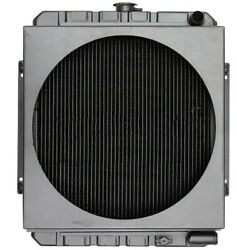 New Radiator For Owatonna / Mustang Skid Steer 920 930 930a 930a And 940 Series