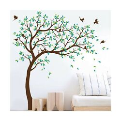 Large Tree Wall Decals Wall Tattoo Large Nursery Tree Decals Wall Mural Remov...