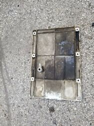1987-1993 Yamaha Ride Plate Wr500 Lx650 Wavejammer Wr 500 Lx 650 Rideplate Cover