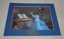 The Princess And The Frog Limited Edition Animation Serigraph 102/1000