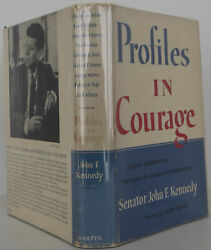 John Kennedy / Profiles In Courage First Edition 1956 2102028