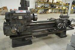 14 Lodge And Shipley Engine Lathe 14 X 60 Parts Or Repair Machine