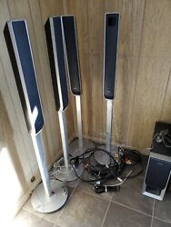 Rare Sony S-master Digital Amplifier Home Theater System Hcd-fx900w