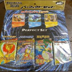 Pokemon Card Legend Perfect Set Pack Theater Limited Japanese