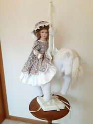 Limited Edition 71 Of 120 Spring Doll From Zen's Collectable Dolls