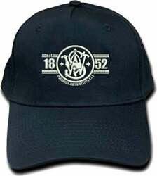 Smith And Wesson Embroidered Cap Adjustable Movie Embroidery Sandw Baseball Hat