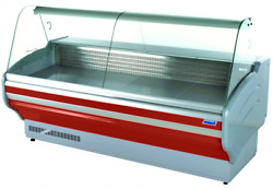 Wch Gnn Refrigerated Serve Over Counter Display Various Colours And Dimensions