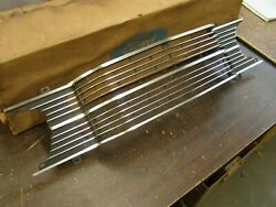 Nos Oem Ford 1968 Mercury Montego Center Grille + Cyclone Gt Mx