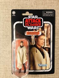 Star Wars Anakin Skywalker Vintage Collection Vc 32 Attack Of The Clones Figure