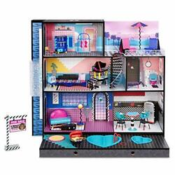 Lol Surprise Home Sweet With Omg Doll– Real Wood Doll House With 85+ Surprises