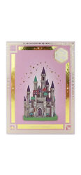 Disney ✨🏰 Castle Collection Aurora Sleeping Beauty Castle 🏰 Ornament In Hand