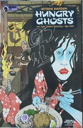 Anthony Bourdain Signed Autograph Very Rare Hungry Ghosts Original Poster Coa