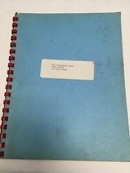 Clausing Colchester 15 6500 Series Lathe Instruction And Parts Manual