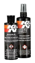 Kandn 99-5050 Filter Care Service Kit - Squeeze Red