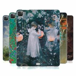 Official Masters Collection Paintings 2 Soft Gel Case For Apple Samsung Kindle