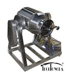 Fast Shipping 110v 16 Gallons 60l Metal Metallurgy Dry Powder Mixer Stainless