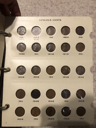 Lincoln Wheat Penny Collection 1909 -1958