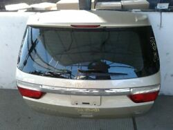 Trunk/hatch/tailgate Privacy Tint Glass Fits 11-13 Durango 2303835