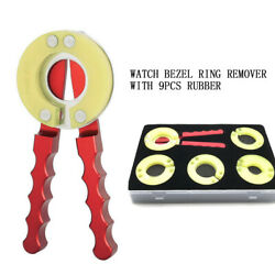 Red Watch Bezel Opener Removal Tool For Removing Watch Bezel W/ Watch Bezel Ring