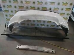 Rear Bumper Dual Exhaust With Side Vents Fits 15-18 Charger 2504781