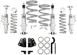 Vikingandreg Warrior Front And Rear Coil-overs - 4 Pack 12-15 Camaro Bb W/sway Bar Mt