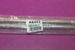 1932 Ford Stainless Steel Radiator Support Rods. 32 Inches. Part A6203.