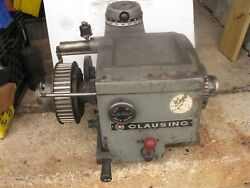 Clausing Lathe Headstock For 12 Swing 5900 Series L00 Spindle