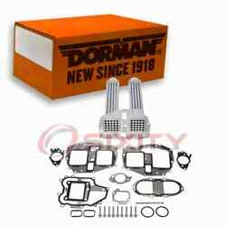 Dorman Egr Cooler For 2011-2017 Ford F-250 Super Duty 6.7l V8 Emission Ej