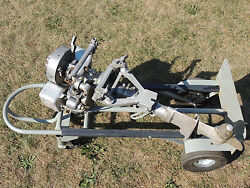 Vintage 1930 Johnson 4hp Model A-50 Outboard  Parts Or Repair - Non Running
