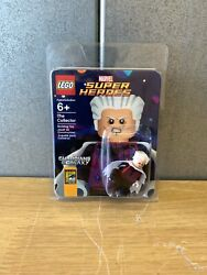 New Lego The Collector Sdcc 2014 Marvel Gotg San Diego Exclusive Mini Figure