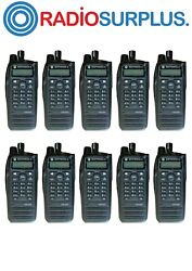 10x Motorola Xpr6580 800mhz Radio Only Aah55uch9lb1an