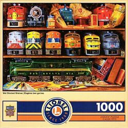 Well Stocked Shelves By Angela Trotta Thomas 1000 Piece Puzzle