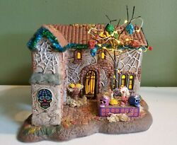 Dept 56 Day Of The Dead House 6003161 Halloween Snow Village Retired