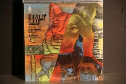 Howlin' Wolf Lp Message To The Young 1975 Us Press Ch50002  Blues Near Mint